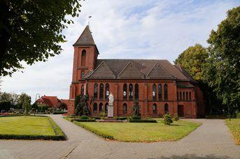 Ev.-luth. Kirche Münkeboe-Moorhusen