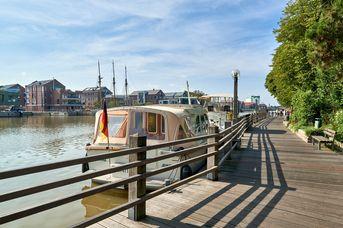 Watten-Route - 3. Etappe - von Leer nach Hesel