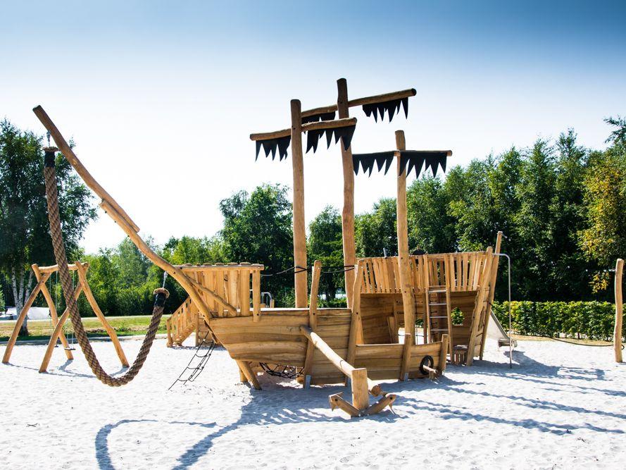 Piratenspielplatz Großes Meer