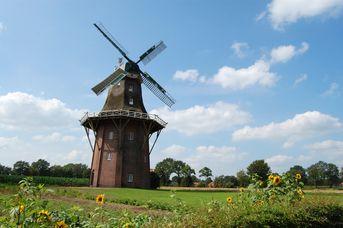 Ostfriesland Wanderweg - 2. Etappe - von Leer nach Hesel