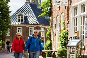 Ostfriesland Wanderweg - 1. Etappe - von Rhauderfehn nach Leer