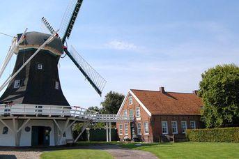 Wanderweg zur Seriemer Mühle