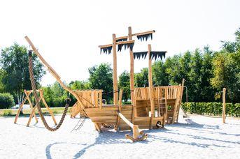Piratenspielplatz Grosses Meer