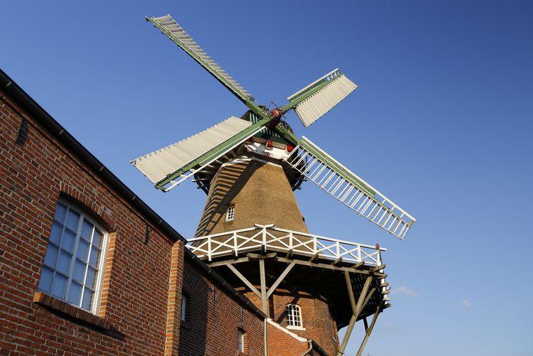 Mühlen in Südbrookmerland