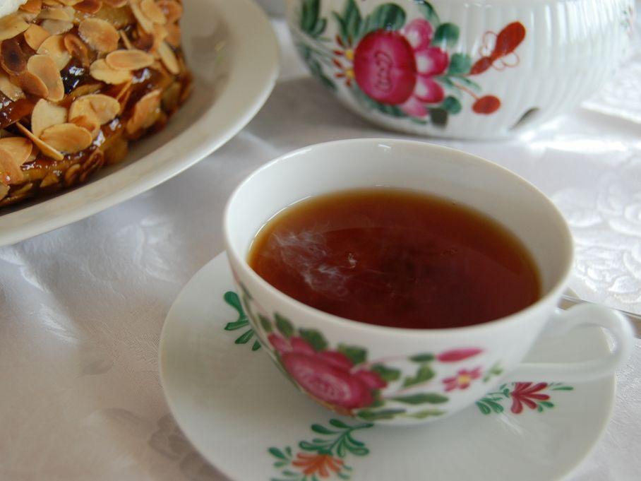 Teetrinken in Ostfriesland