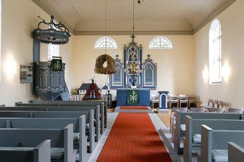 Ev.-luth. Kirche zu Forlitz-Blaukirchen