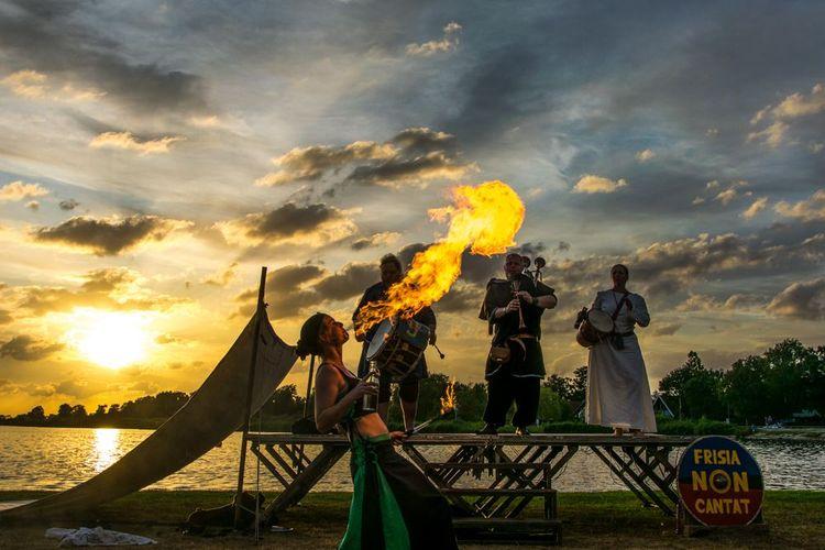 """Mittelalterfest """"Tota Frisia"""""""