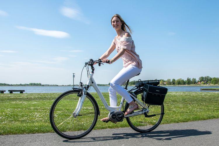 Fahrradfahren in Südbrookmerland