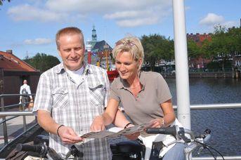 3-Meere-Weg mit Anbindung nach Emden