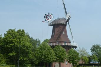 Friesische Mühlentour