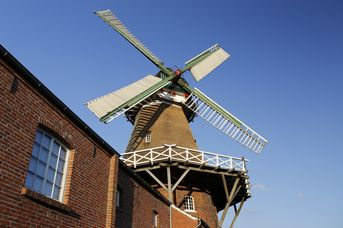Mühle Wiegboldsbur