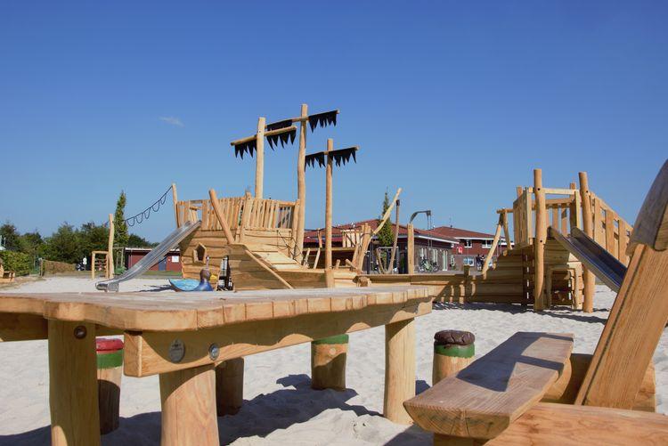 Piratenspielplatz