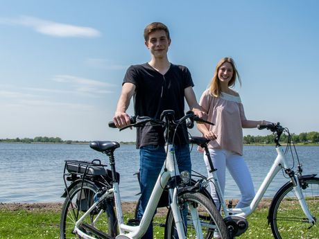 Fahrradrouten
