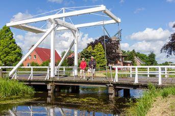 Ostfriesland Wanderweg - 3. Etappe - von Hesel nach Großefehn